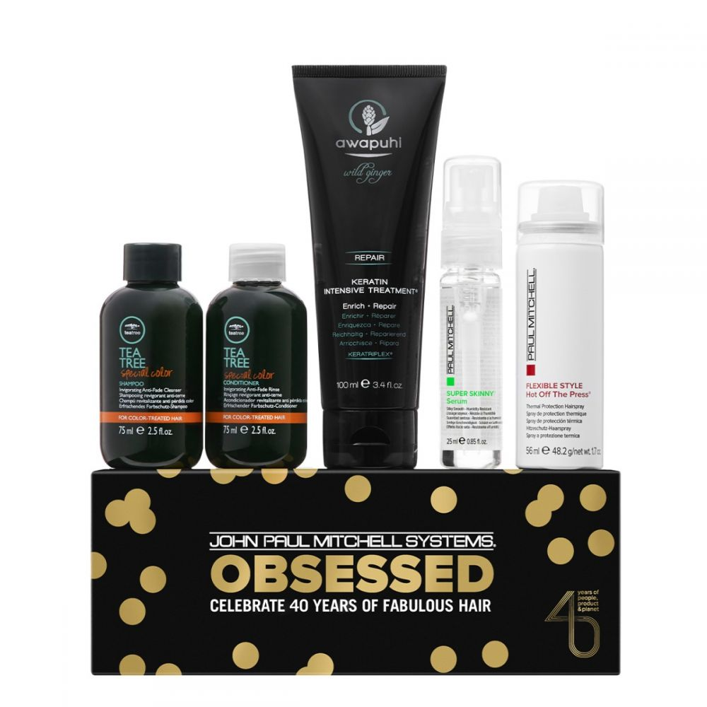 Paul Mitchell Celebrates 40 Year Anniversary With Limited Edition Box