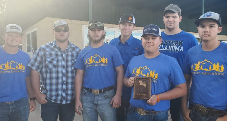 Eastern Shooting Sports team competes in first competition