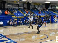 Men's basketball starts off season with three wins