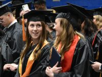Nursing Pinning and Commencement carry on with COVID precautions in place